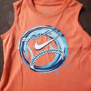 Nwt Nike tank top boys 7 new